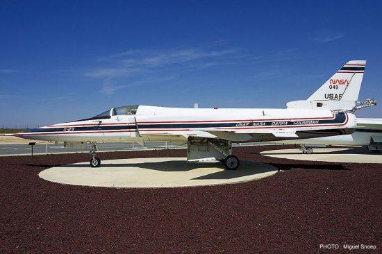 "Hasegawa X-29 ""NASA"" makett"