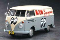 """Hasegawa Volkswagen Type 2 Delivery Van """"Moon Equipped"""" makett"""