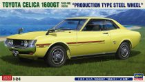 Hasegawa Toyota Celica 1600GT Limited Edition makett