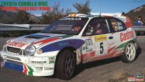 Hasegawa Toyota Corolla WRC 1998 Monte Carlo Rally Winner makett