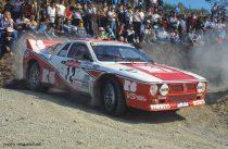 "Hasegawa  Lancia 037 Rally ""1983 Sanremo Rally"" makett"