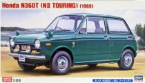 Hasegawa Honda N360T (N II Touring) 1969 makett