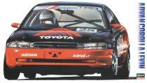 Hasegawa Advan Corolla Levin makett