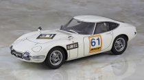 Hasegawa Toyota 2000GT 1967 Suzuka 500km Winner makett