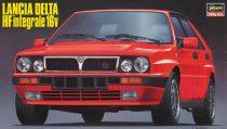Hasegawa Lancia Delta HF Integrale 16v makett
