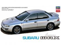 Hasegawa Subaru Impreza WRX makett