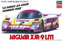 Hasegawa Jaguar XJR-9LM Le Mans 24 Hour makett