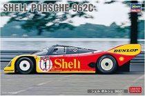 Hasegawa Shell Porsche 962C makett