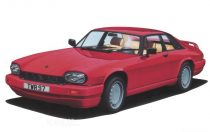 Hasegawa Jaguar XJ-S TWR Sport makett