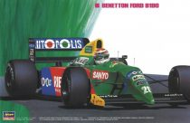 Hasegawa Benetton Ford B190 makett