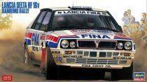 Hasegawa Lancia Delta HF Integrale 16v Sanremo Rally makett