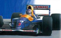 Hasegawa Williams FW14 makett