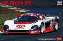 Hasegawa STP Toyota 87C makett