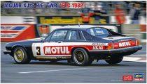 Hasegawa Jaguar XJ-S H.E.TWR ETC 1982 makett