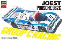 Hasegawa Joest Porsche 962C makett