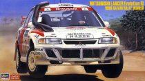 Hasegawa Mitsubishi Lancer Evolution III makett