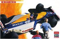 Hasegawa Williams Renault FW14 makett