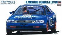 Hasegawa Kawasho Corolla Levin makett