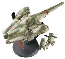 Hasegawa Lunadiver Stingray Maschinen Krieger