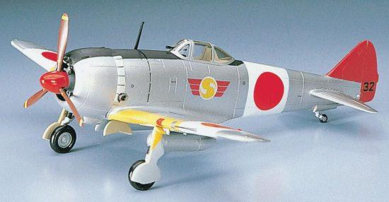 Hasegawa Nakajima Ki44-II Shoki (Tojo) makett