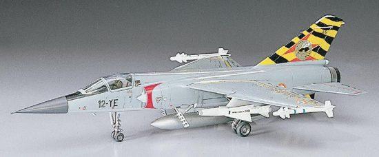 Hasegawa Mirage F.1C makett