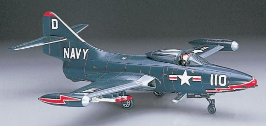 Hasegawa F9F-2 Panther