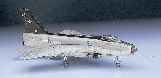 Hasegawa Lightning F Mk.6 makett
