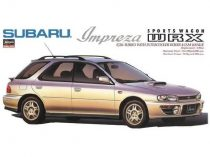 Hasegawa  Subaru Impreza WRX Sports Wagon makett