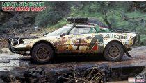 Hasegawa Lancia Stratos HF 1977 Safari Rally makett