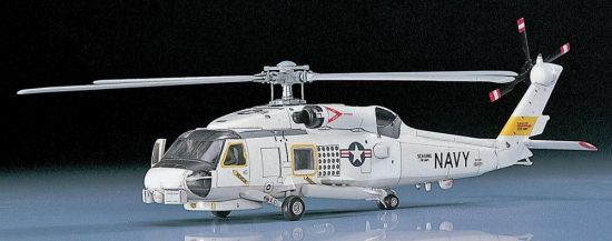 Hasegawa SH-60B Seahawk makett
