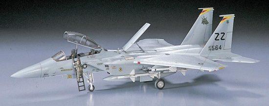 Hasegawa F-15D/DJ Eagle makett