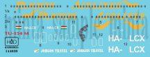 HAD Tu-154 M Pannon Airlines