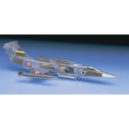 Hasegawa F-104S/F-104G Starfighter makett