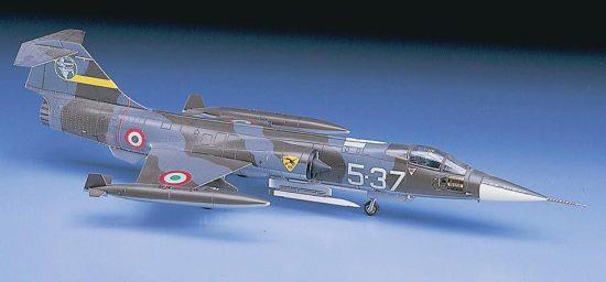 Hasegawa F-104S/F-104G Starfighter