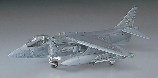 Hasegawa AV-8B Harrier II makett