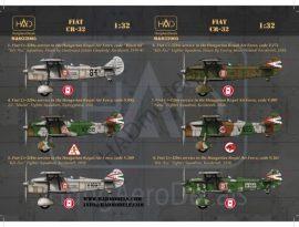 HAD CR-32 (Puma, Mackó,  Kör Ász)