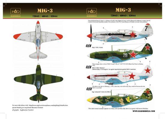 HAD MiG-3