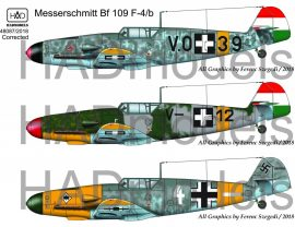 HAD Messerschmitt Bf 109 F-4/b