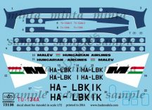 HAD Tu-134 A MALÉV