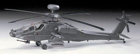 Hasegawa AH-64 Apache Longbow