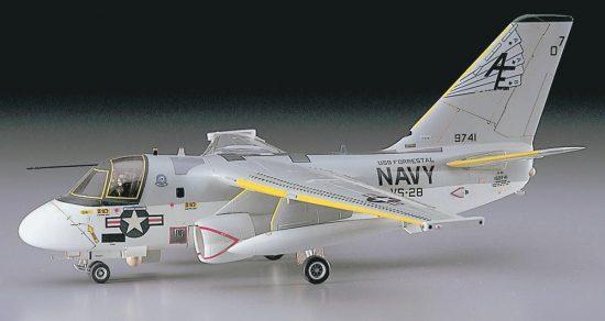 Hasegawa S-3A Viking makett