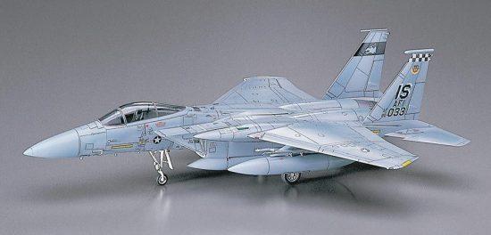 "Hasegawa F-15C Eagle ""U.S. Air Force"" makett"