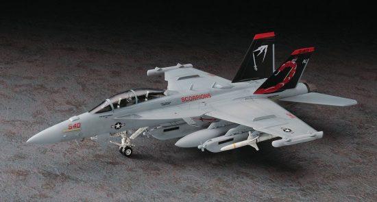 Hasegawa EA-18G Growler makett