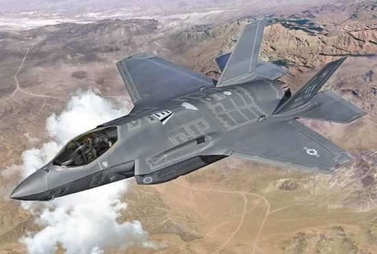 Hasegawa Lockheed-Martin F-35A Lightning II