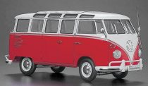 Hasegawa Volkswagen Micro Bus makett