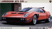 Hasegawa Lamborghini Jota SVR 1975