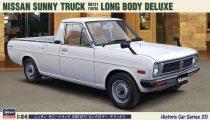 Hasegawa 1979 Nissan Sunny Truck (GB121) Long Body Deluxe makett