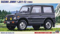 Hasegawa Suzuki Jimny (JA11-5) makett