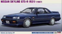 Hasegawa 1987 Nissan Skyline GTS-R makett