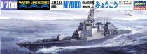 Hasegawa J.M.S.D.F DDG Myoko Latest Type makett